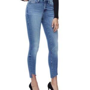 Good American Good Legs PLUS size Skinny Jeans